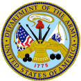 United Stated Department of the Army